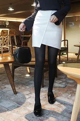 touchable, skirt [모직]