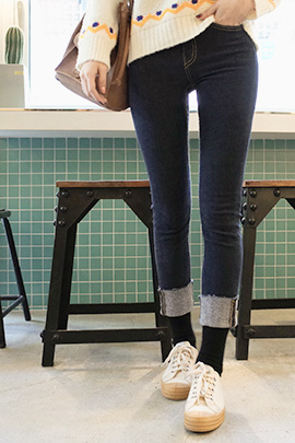 boulanger, jeans [기모안감]
