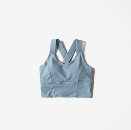 [low eight] baby blue + top