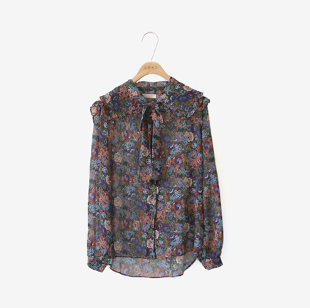 bevy, blouse