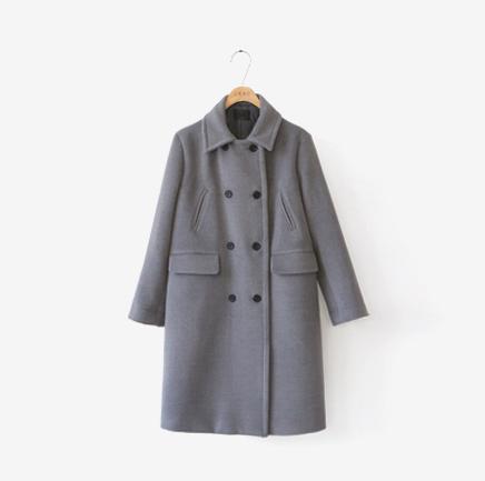 banzo, coat [울50,누빔안감]