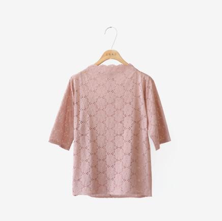 dry rose, blouse