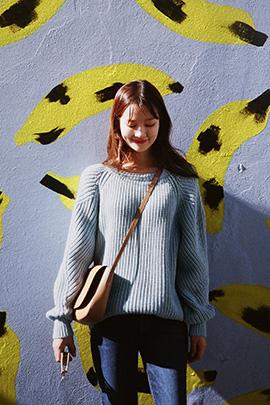 minor swing, knit