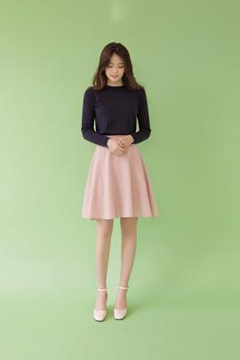 serena, skirt (pink)