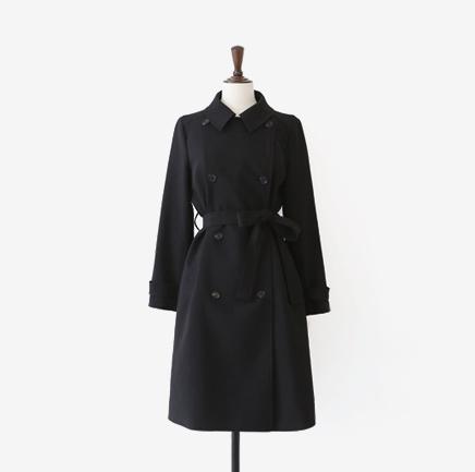 potent black, coat
