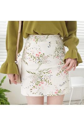 flower story, skirt