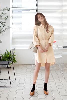 [SALE]natural shirt, blouse