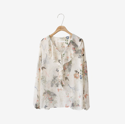 spare time, blouse
