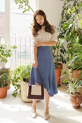 blue vanessa, skirt