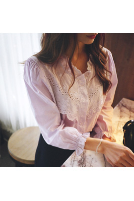 gone, blouse