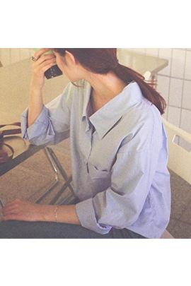 minomi, blouse