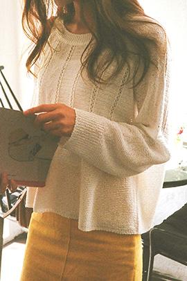 mika rio, knit