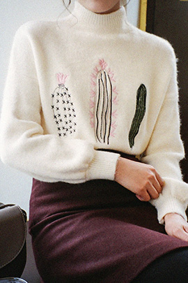 cuti jasu, knit