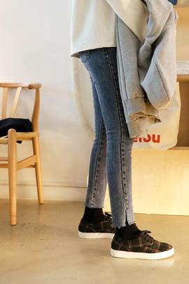 blue chip, jeans