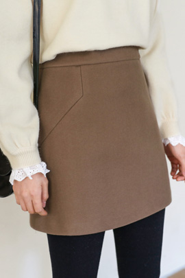 trognon, skirt