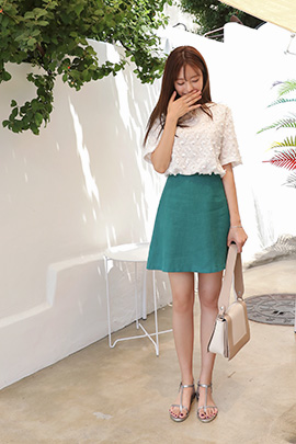 32552 - because of you, skirt