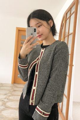 tweed colors, jacket