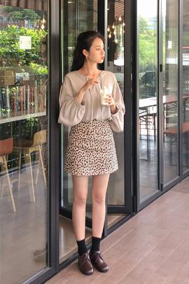 poised points, skirt