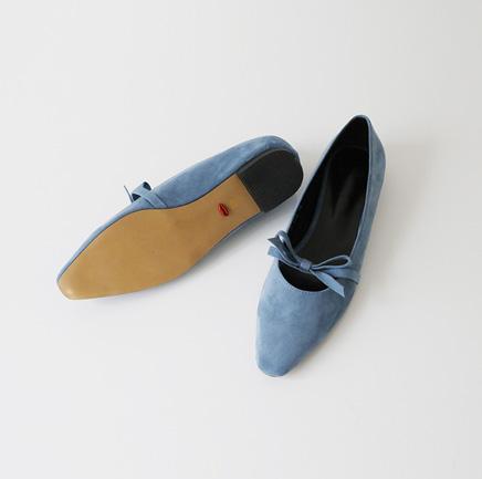 ribbon more, shoes
