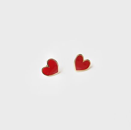 heart of, earing