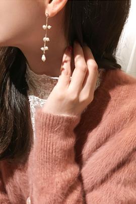 drop by drop, earring