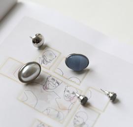 moines, earring