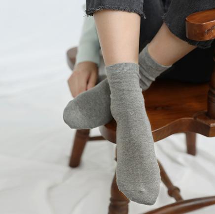 basic muji, socks