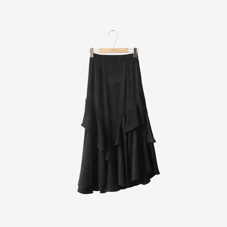 lovely chiffon, skirt