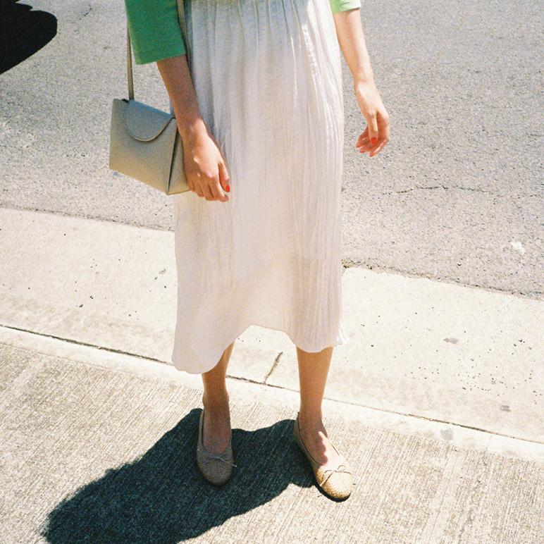 しわシーポンスカート