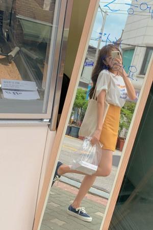 Hラインショットスカート
