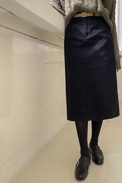 Hラインモダンスカート