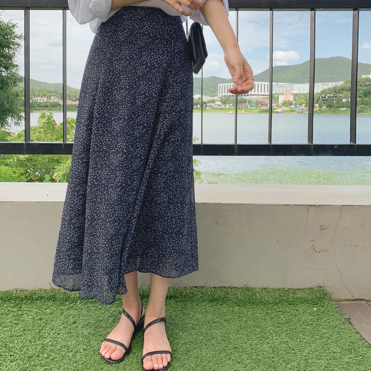 Kind Slim Long Skirt
