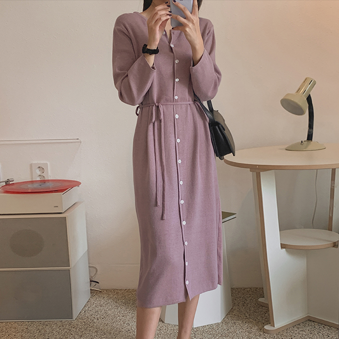 Berrin Knit Dress