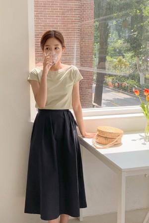 リボンスカート