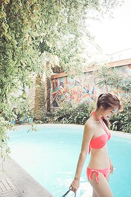 hot fresh, bikini