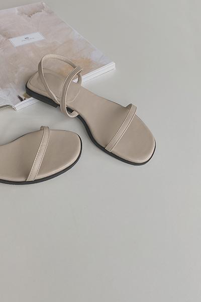 Simple Strap Shoes
